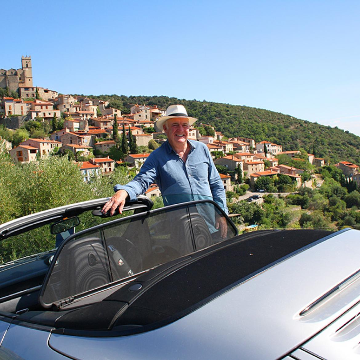 Reportage Rick Stein's Secret France